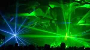 Club-lasers