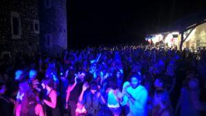 BAL 14 JUILLET IL CHANTE BELLA CIAO DJ PAT GRENOBLE ISERE